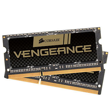 Corsair Vengeance SO-DIMM 16 Go (2 x 8 Go) DDR3 1600 MHz CL10