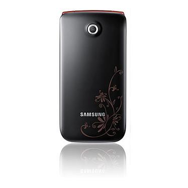 Samsung E2530 La Fleur Garnet Rouge