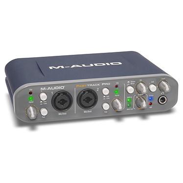 M-Audio Fast Track Pro + Pro Tools SE