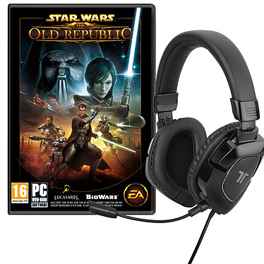 Tritton AX 120 + Star Wars : The Old Republic