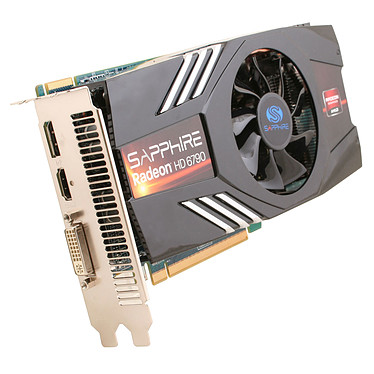 Avis Sapphire Radeon HD 6790 1GB