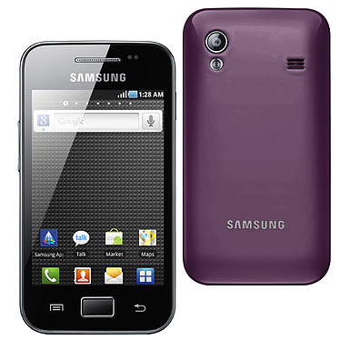 Samsung Galaxy Ace GT-S5380 Violet