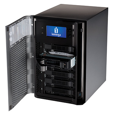 Iomega StorCenter px4-300d 4 To (2 x 2 To)