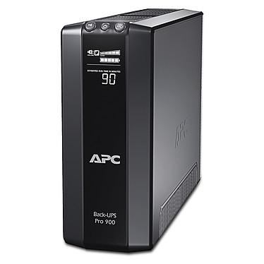 APC Back-UPS Pro 900G APC Back-UPS Pro 900G - Onduleur line-interactive 900 VA (USB / Série) - Prises FR