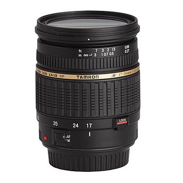 Tamron SP AF 17-50mm F/2,8 XR Di II LD ASL [IF] monture Nikon Zoom