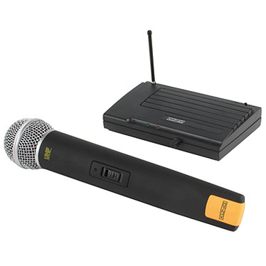 Opiniones sobre König Wireless Microphone System Solo
