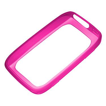 Nokia Soft Cover CC-1046 Rose Contour pour Nokia Lumia 710
