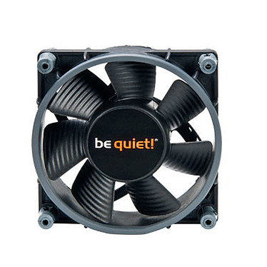 be quiet! Shadow Wings SW1 92mm PWM Ventilateur de boîtier 92 mm (Garantie 3 ans constructeur)