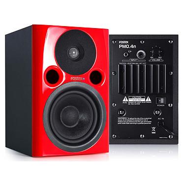 FOSTEX PM0.4n Rouge (par paire)