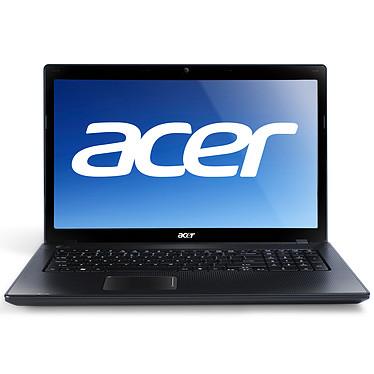 "Acer Aspire 7250-E304G32Mn AMD Dual-Core E-300 4 Go 320 Go 17.3"" LCD Graveur DVD Wi-Fi N Webcam Windows 7 Premium 64 bits"