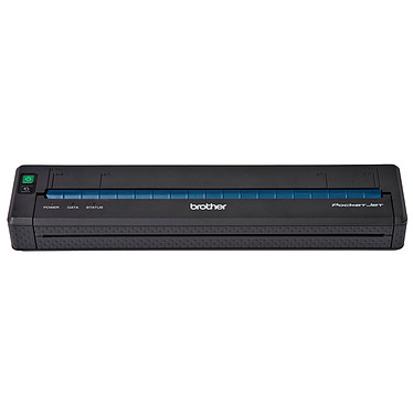Brother PocketJet 622 + Adaptateur secteur et Batterie Imprimante mobile A4 USB/IrDA