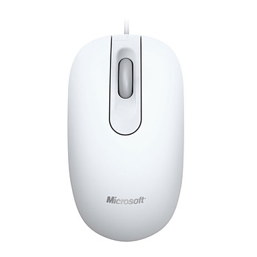 Microsoft Hardware for Business Optical Mouse 200 Blanche