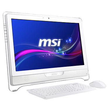 MSI Wind Top AE2211-026 Blanc