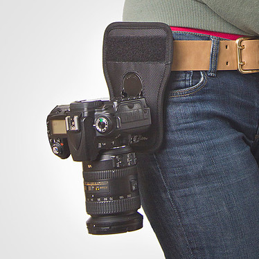 Cotton Carrier CC-500 Holster de ceinture pour appareil photo reflex