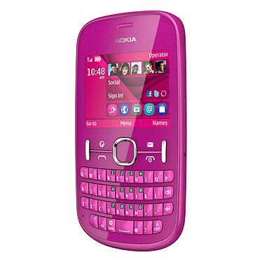 Nokia Asha 201 Rose