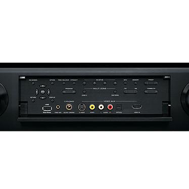 Avis Yamaha RX-V1071 Noir