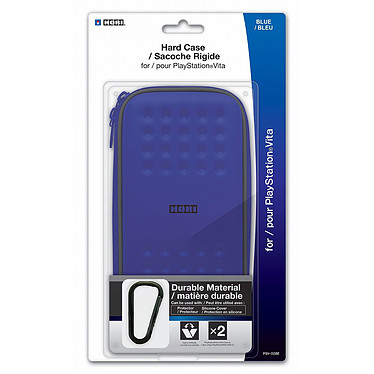 Hori Sacoche de rangement Bleue (PS Vita) Sacoche pour PS Vita
