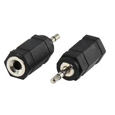 Adaptateur audio Jack 2.5 mm mâle / 3.5 mm femelle