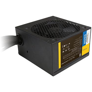 Antec EarthWatts EA-550 Platinum - 80PLUS Platinum Alimentation ATX 550W ATX 12V 2.3/EPS 12V 2.92 (garantie 3 ans par Antec) - 80 PLUS Platinum