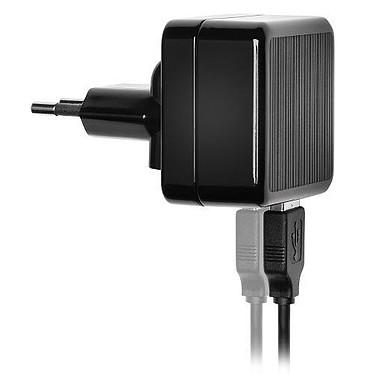 Kensington AbsolutePower USB Chargeur secteur double USB 2.1 A (pour tablette, smartphone, etc...)