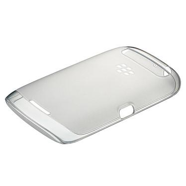 BlackBerry Soft Shell Translucide Coque pour BlackBerry Curve 9380