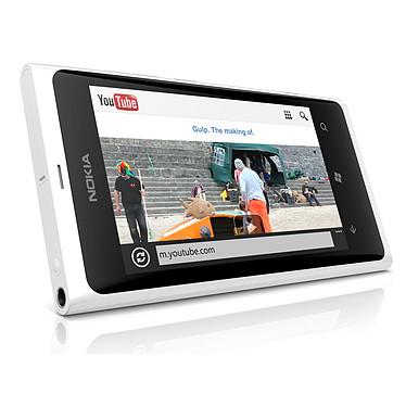 Avis Nokia Lumia 800 Blanc