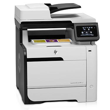 HP LaserJet Pro 300 Color MFP M375nw (CE903A) Imprimante Multifonction laser couleur 4-en-1 (USB 2.0 / Ethernet / Wi-Fi b/g/n)