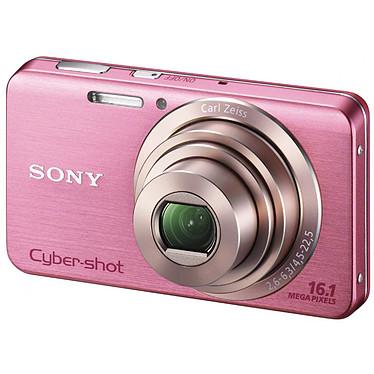 Acheter Sony Cyber-shot DSC-W630 Rose