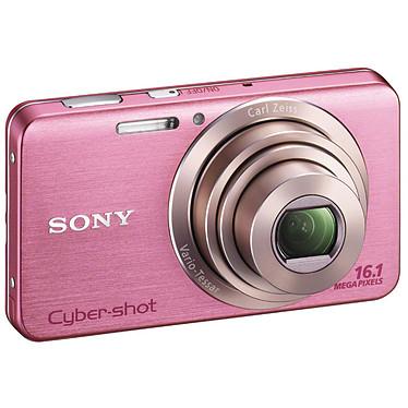 Avis Sony Cyber-shot DSC-W630 Rose