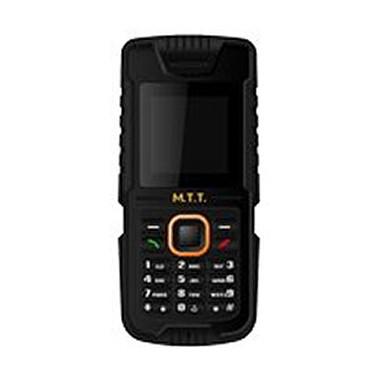 M.T.T Bazic V2 Noir Téléphone baroudeur certifié IP67