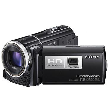 Sony HDR-PJ260V Caméscope Full HD mémoire interne et carte mémoire avec projecteur intégré