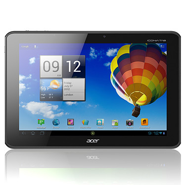 Acheter Acer Iconia Tab A510 (Noire)