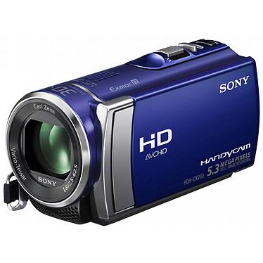 Acheter Sony HDR-CX200 Bleu