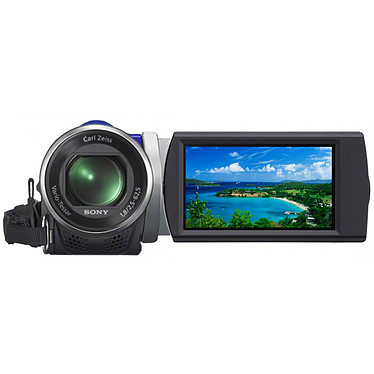 Avis Sony HDR-CX200 Bleu