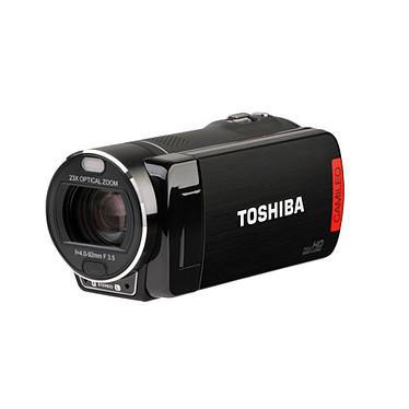 Toshiba Camileo X400 Noir Caméscope Full HD carte mémoire
