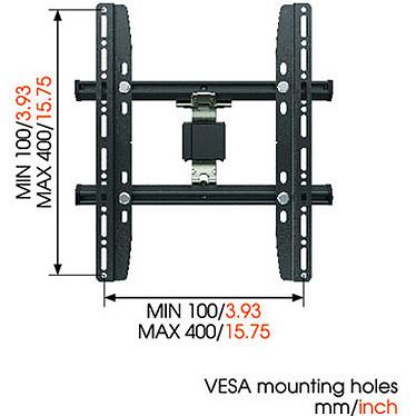 Avis Vogel's WALL 1225 Noir