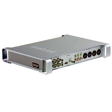 Matrox MXO2 MAX Boîtier de capture audio/vidéo avec monitoring Surround 5.1