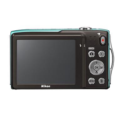 Nikon Coolpix S3300 Vert pas cher