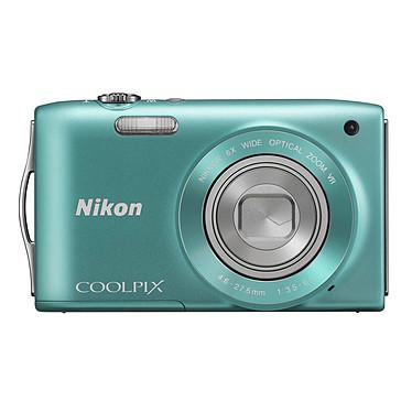 Avis Nikon Coolpix S3300 Vert