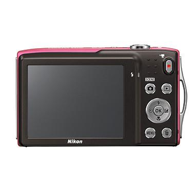 Nikon Coolpix S3300 Rose pas cher