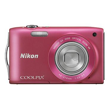 Avis Nikon Coolpix S3300 Rose