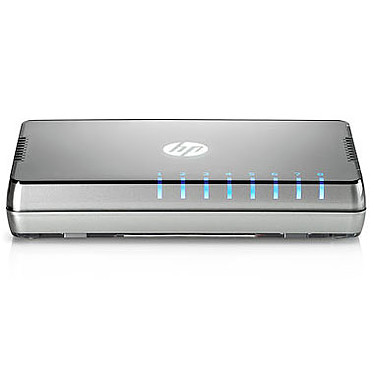 HP ProCurve 1405-8G Switch 8 ports 10/100/1000 Mbps