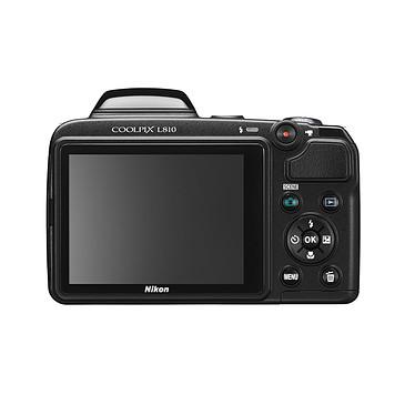 Nikon Coolpix L810 Noir pas cher