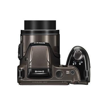 Acheter Nikon Coolpix L810 Gris + Case Logic PVL-204 + Nikon SD 4 Go