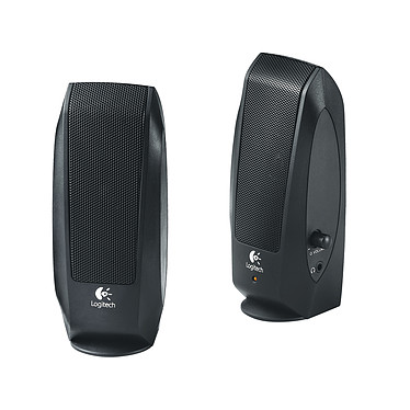 Logitech S-120 version OEM Ensemble 2.0 - 2.3 Watts - Jack 3.5 mm