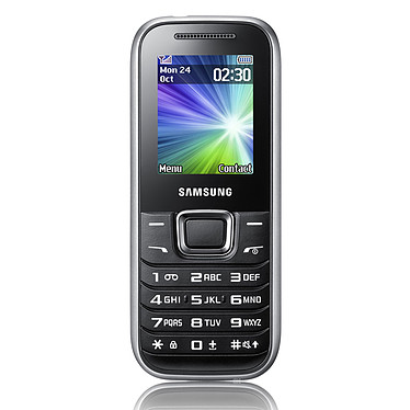 Samsung E1230 Noir