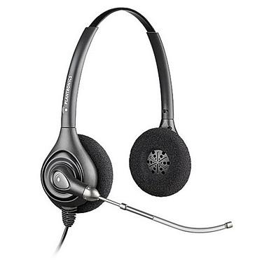 Plantronics SupraPlus Wideband HW261A Auriculares estéreo