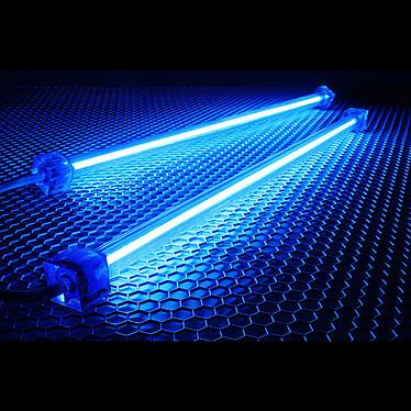 Revoltec RM123 - 2 Néons Bleus 31.3 cm