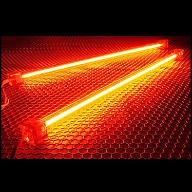 Revoltec RM124 - 2 Néons Rouges 30 cm Kit de 2 Néons rouges 30 cm (tube à cathode froide)