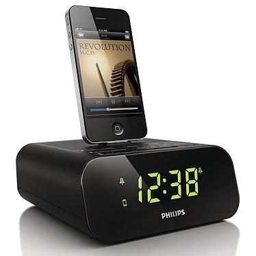 Philips AJ3270D Radio réveil avec station d'accueil iPhone/iPod